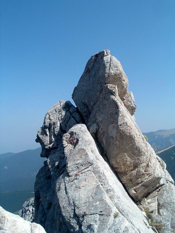 Djamdjiev Ridge of Vihren