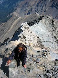 Monika At The Top