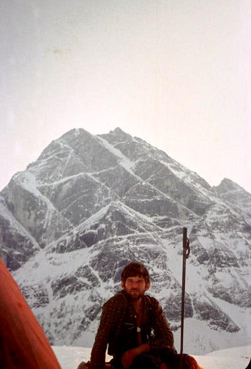 Backcountry Skiing Transbaikalia, 1986