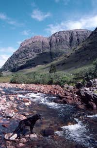 Glen Coe in Sunshine!
