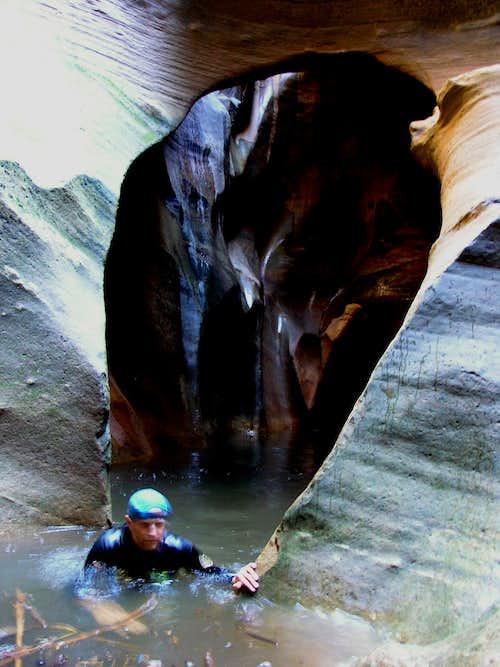 Pine Creek Canyon - ZNP