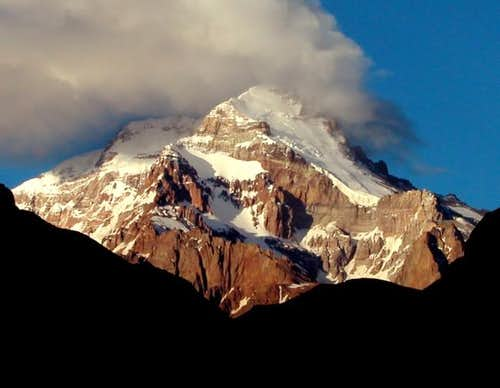 Aconcagua 2005-06. My thoughts and dreams.