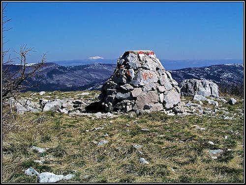 Zbevnica summit