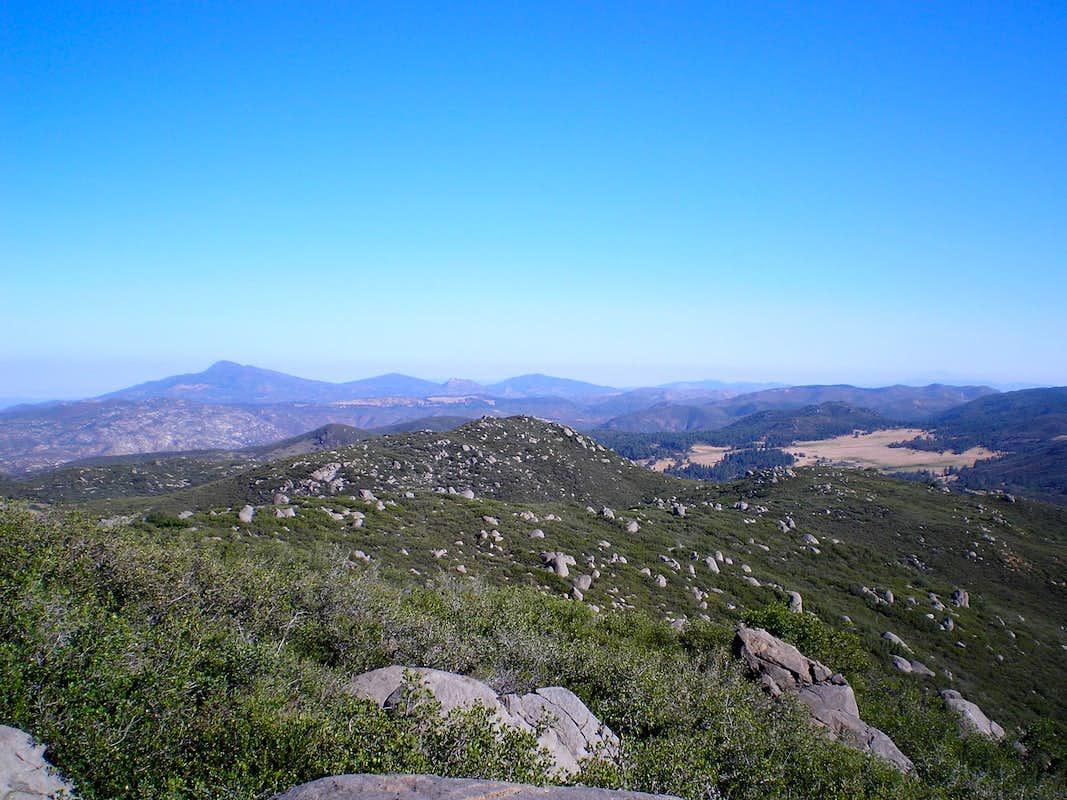 Sheephead Mountain : Climbing, Hiking & Mountaineering : SummitPost
