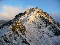 Soliskový hrb (2129 m) and Mlynické Solisko (2301 m)