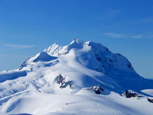 North East Face of Garibaldi