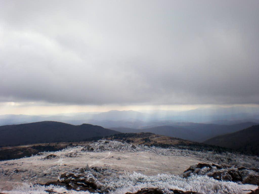 View from Wilburn Ridge