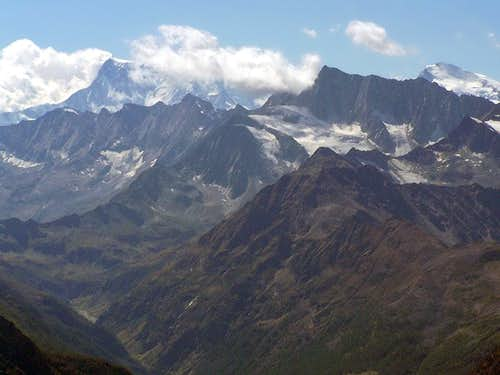 Pano from Pizzo Diei