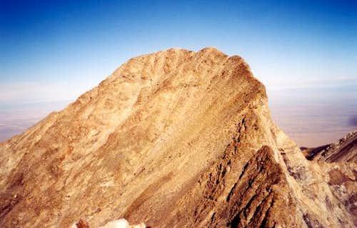 Ellingwood Peak from Blanca...
