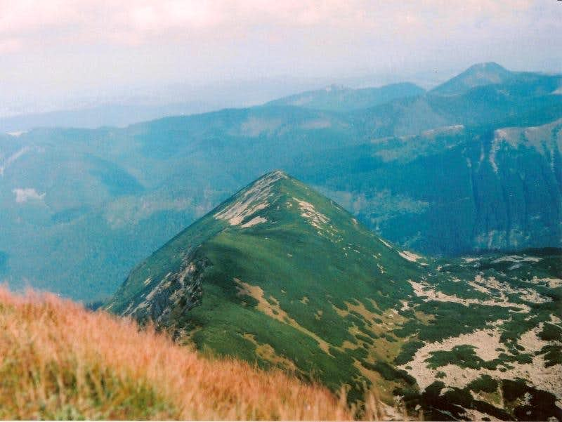 Zadni Salatin-West Tatras Mountains