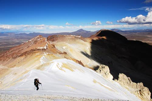 Nevado Ridge