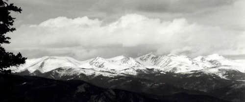The James Peak Group. James...