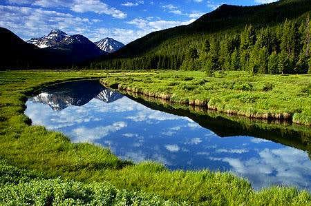 Bear River Reflection