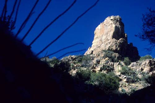 """The Thumb"" on Prominent Point"