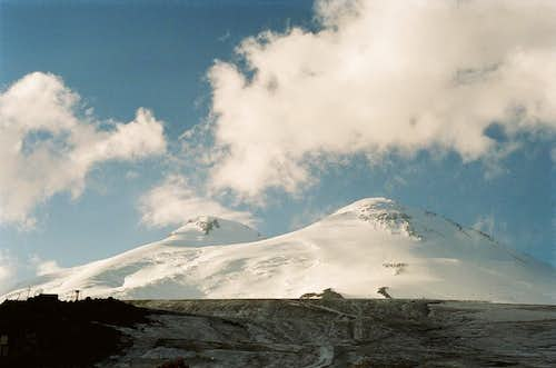 Impressions from Elbrus region