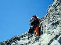Climbing passage