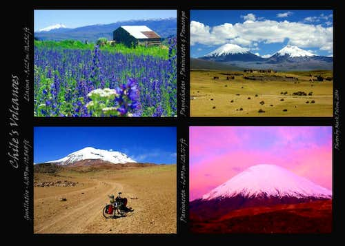 Volcanoes of Chile