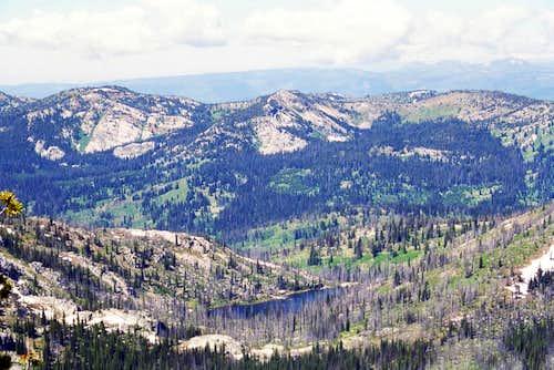 Hard Creek Lake