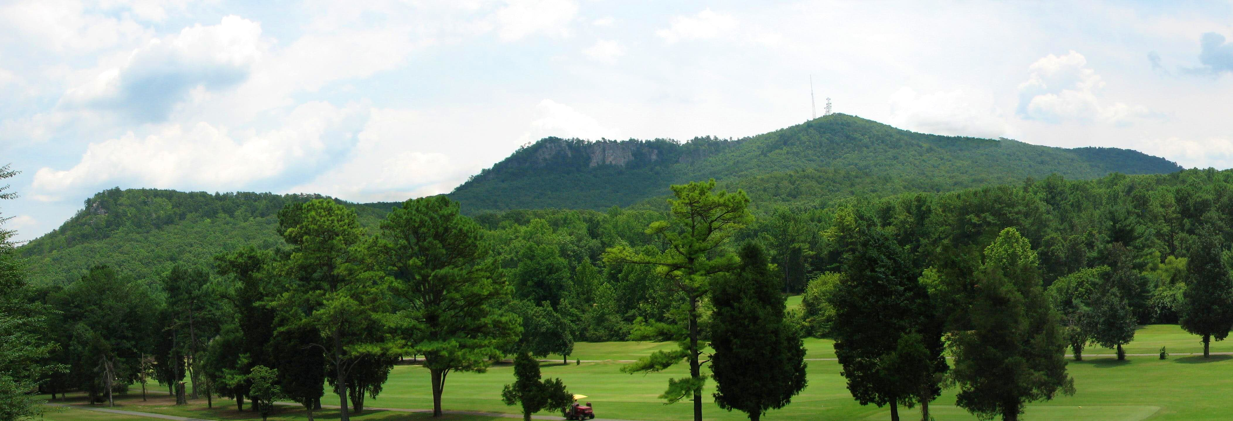Crowder\'s Mountain
