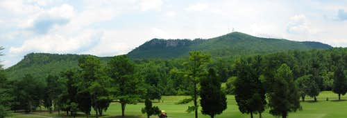 Crowder Mountain