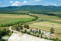 Panorama of Börzsöny