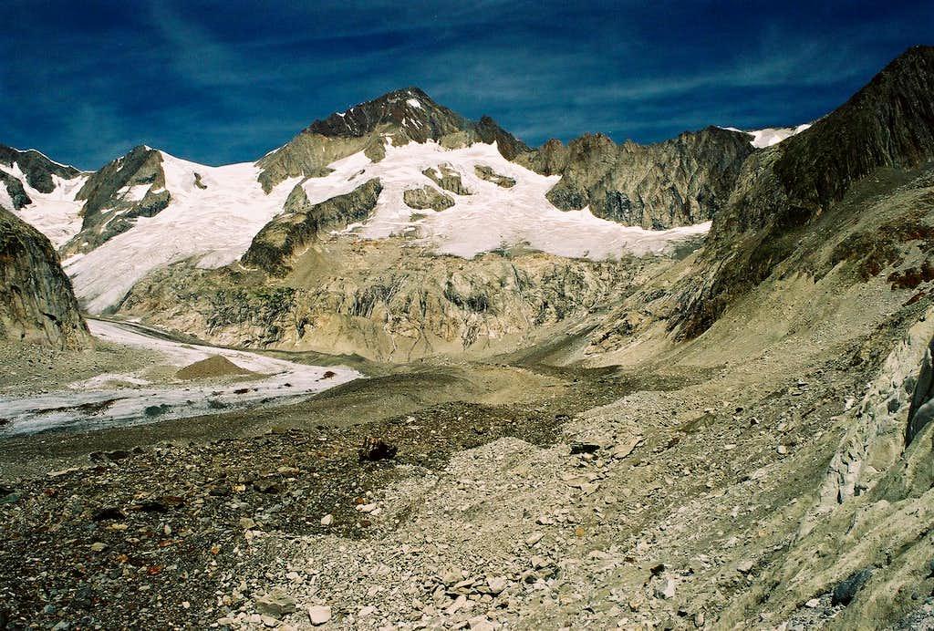 Aletschhorn 4195m