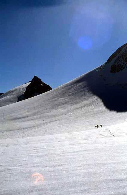 Monte Mandron from Passo Venerocolo.