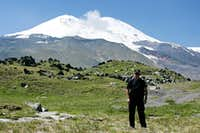 Mt.Elbrus  - Baksan valley