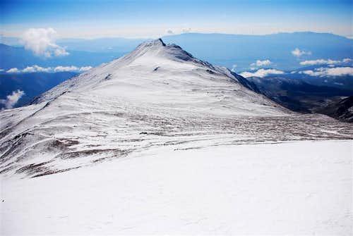 Cerro de Los Arcas