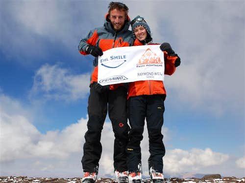Nevado Cachi, 6380m