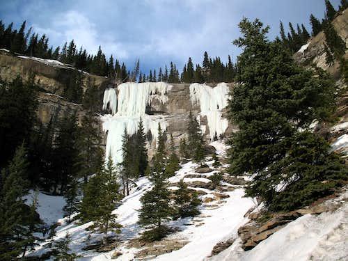 Ampitheatre of Ice - Grande Cache