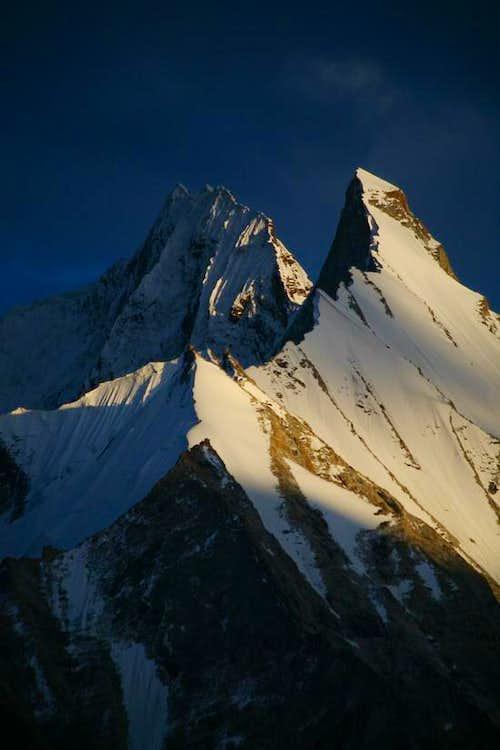 Gasherbrum Twins (6912m & 6877m), Karakoram, Pakistan