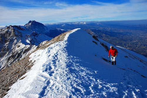 Monte Prena and Corno Grande