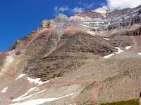 SW Face-Ridge