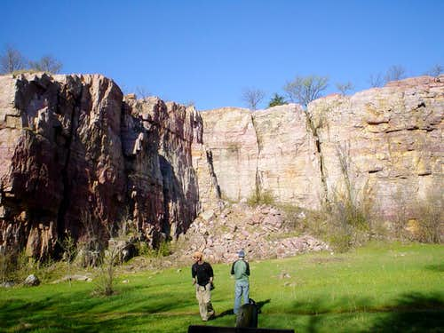 Blue Mounds Quarry