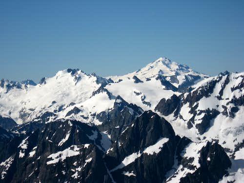 Dome and Glacier Peak