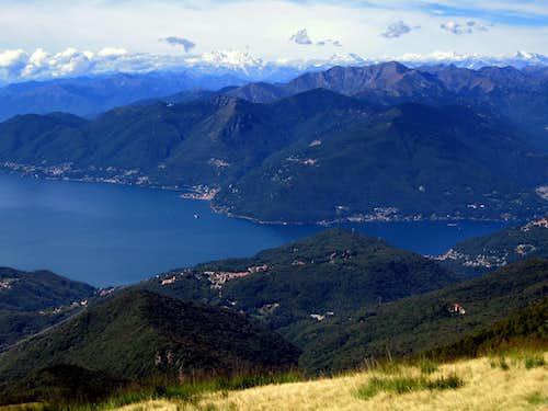 Tessin, Lago Maggiore and Monte Rosa