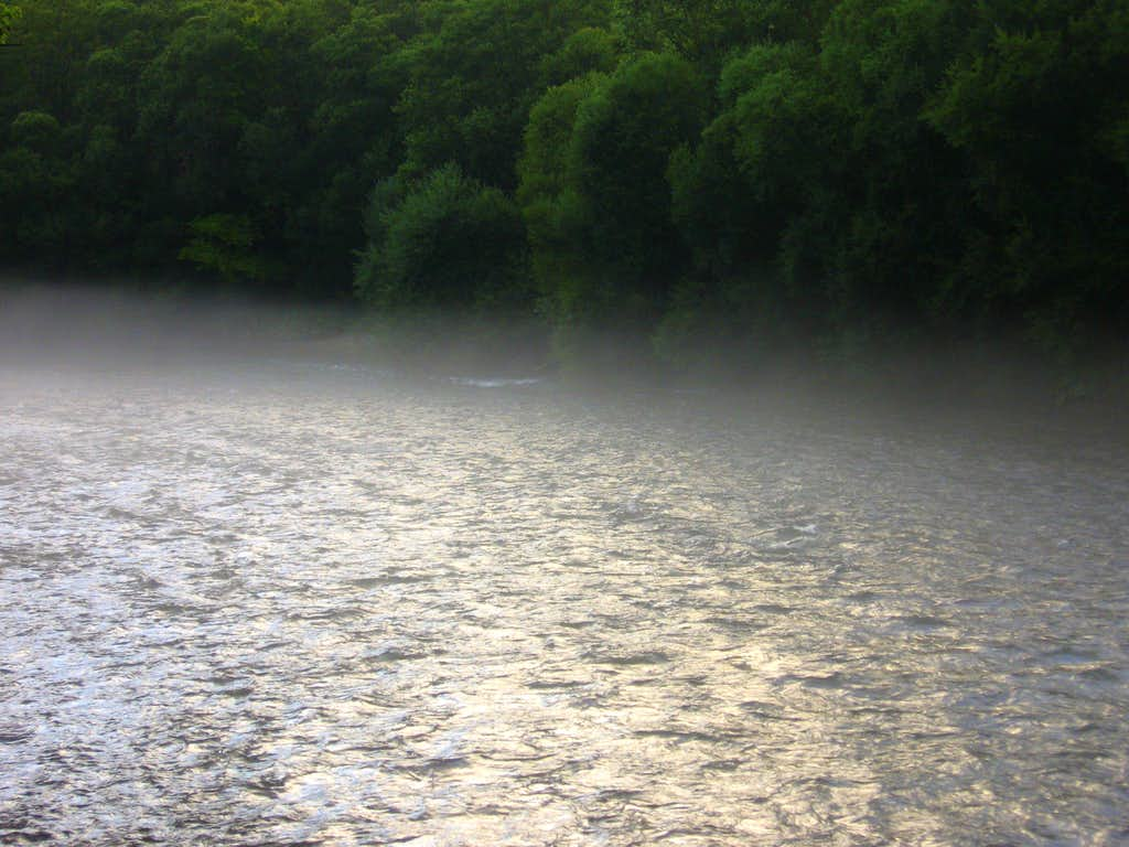 River in the Mist