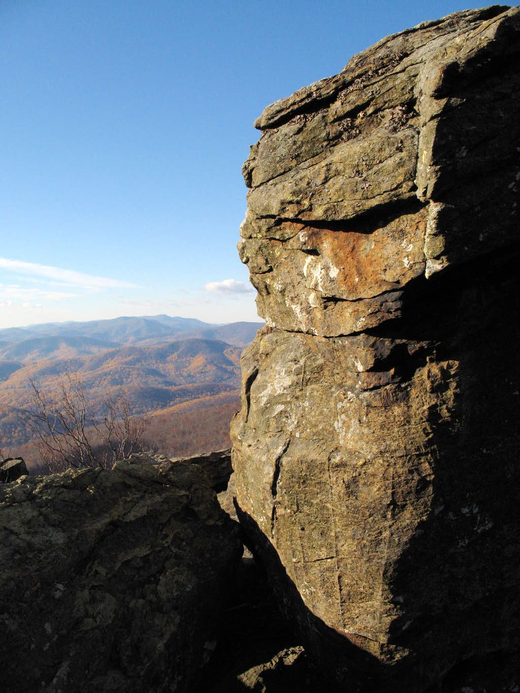 North Marshall Crags