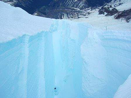 Disappointment Cleaver Crevasse