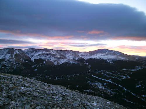 quandary east ridge