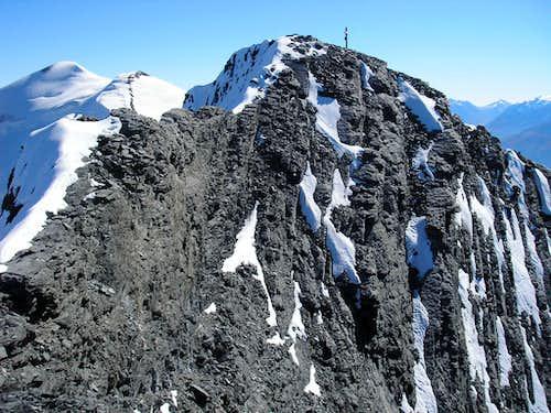 Top of Altels 3629m