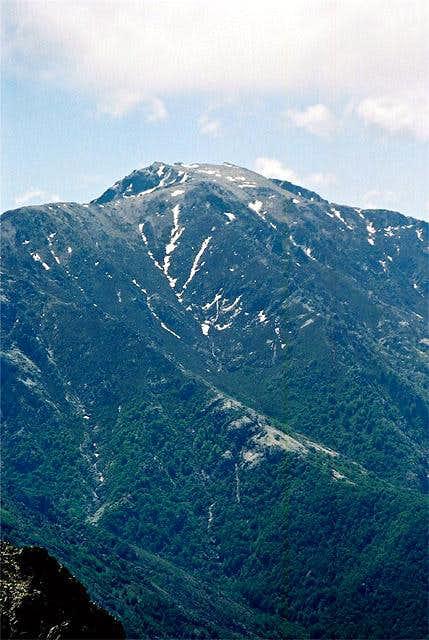 Monte Renoso (2352m), seen...