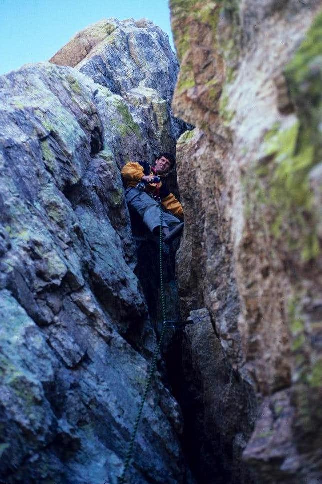 Climbing the Thumb