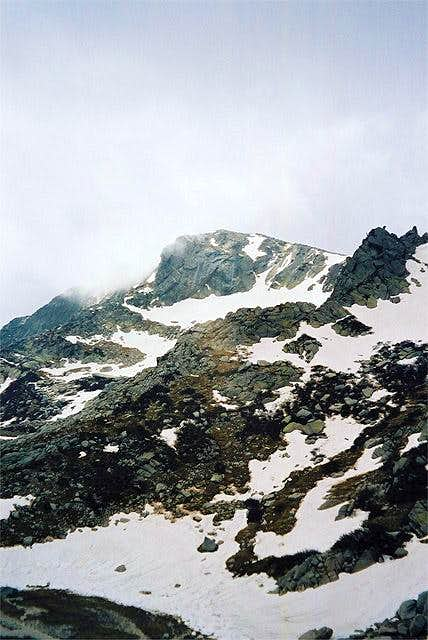 Monte Renoso (2352m) seen...