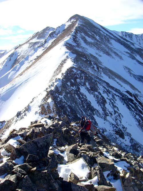 Twin Pk, South Summit