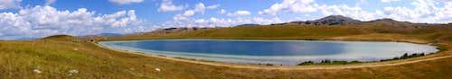 Vražje jezero (Devil's lake)