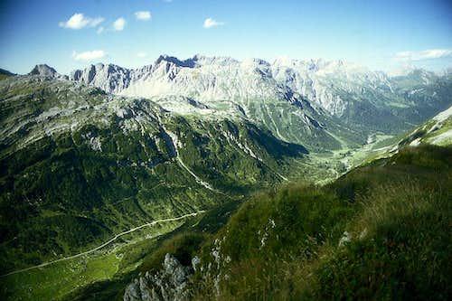 Upper Lechtal