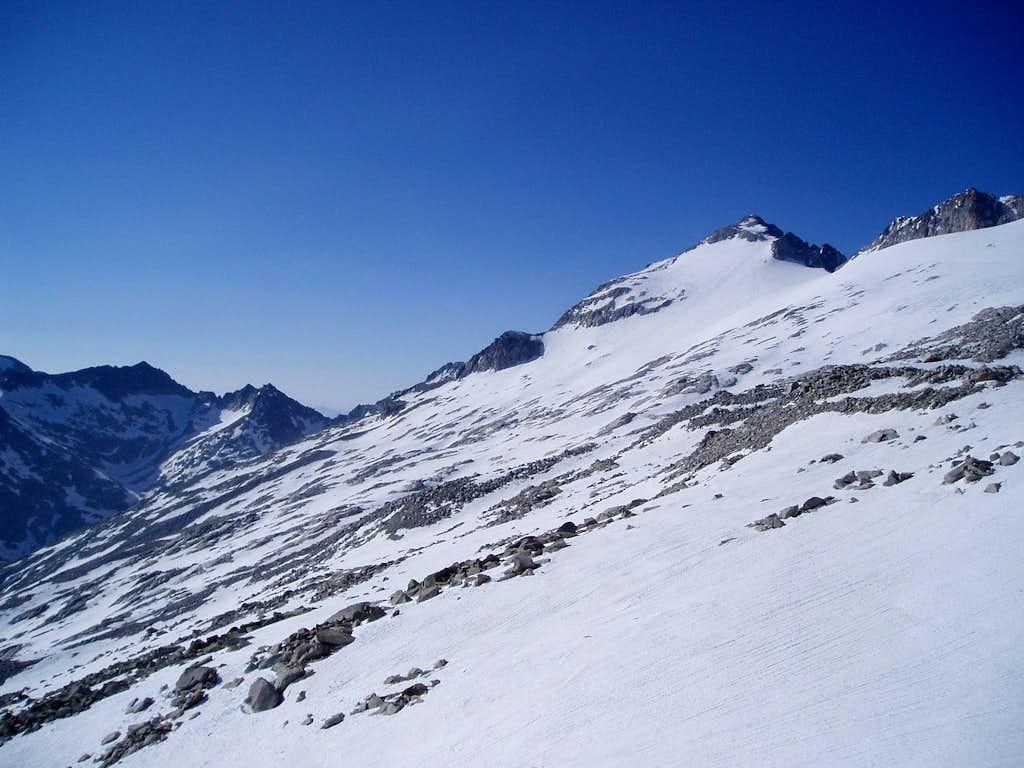 The Aneto glacier 2