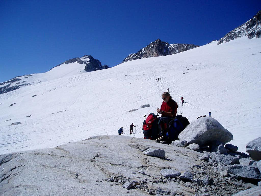 Aneto glacier 5